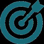 LeChase Learning Target Logo
