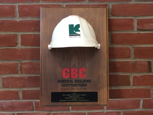 2007 GBC Safety Excellence Award