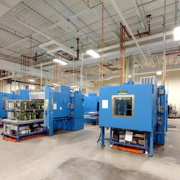Manufacturing space and equipment