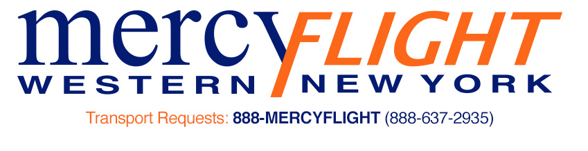 Mercy Flight of Western New York Logo