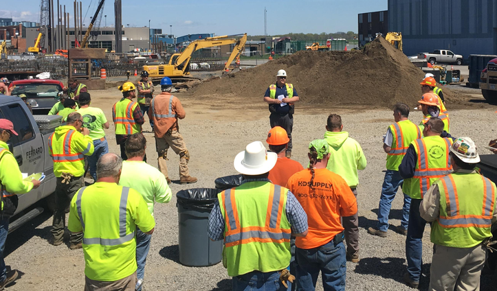 LeChase sites take part in safety week