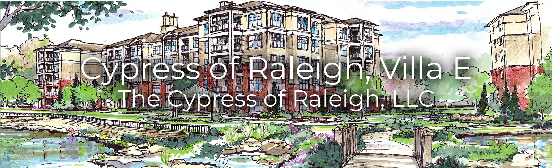 Cypress of Raleigh, Villa E