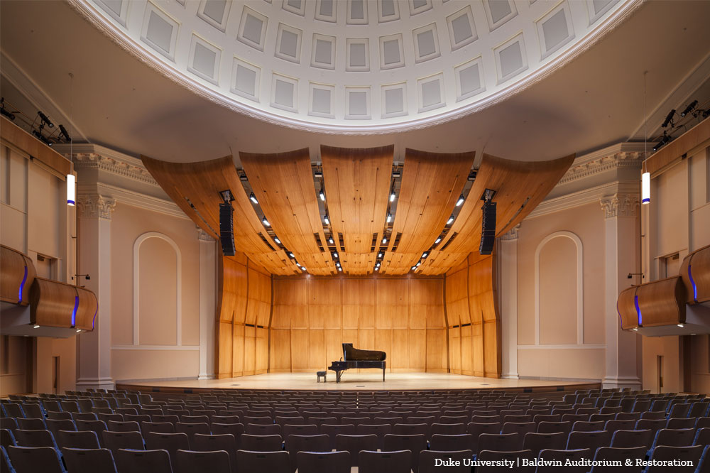 Duke University - Baldwin Auditorium