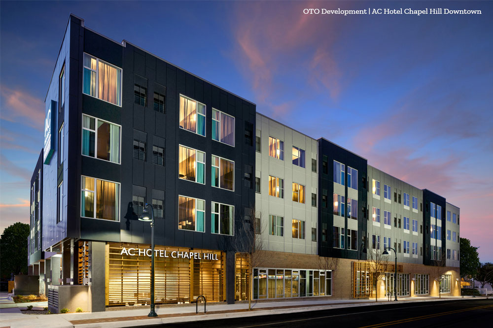 OTO Development - AC Hotel Chapel Hill Downtown