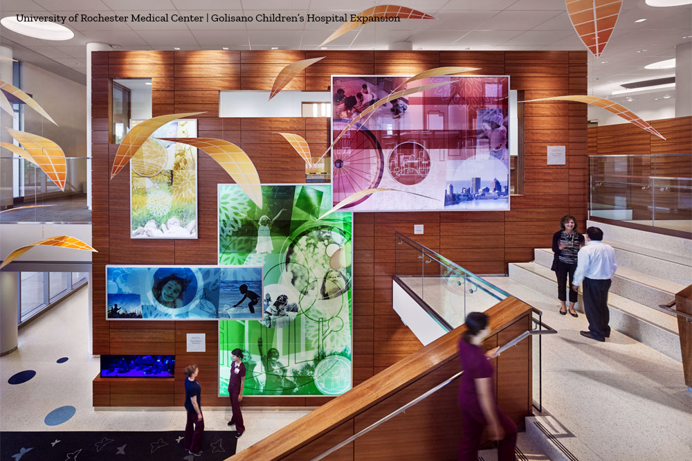 URMC - Golisano Children's Hospital Expansion