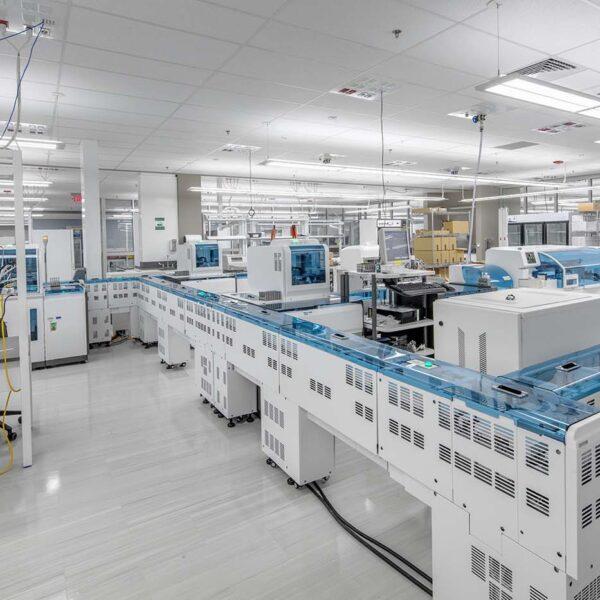UR Medicine - Central Laboratory
