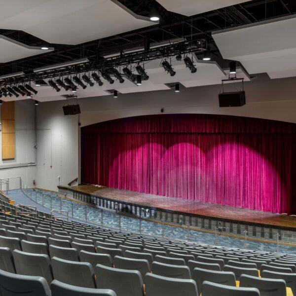 North Tonawanda Central Schools - Auditorium