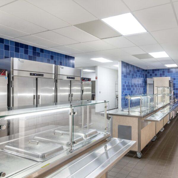 North Tonawanda Central Schools - Cafeteria