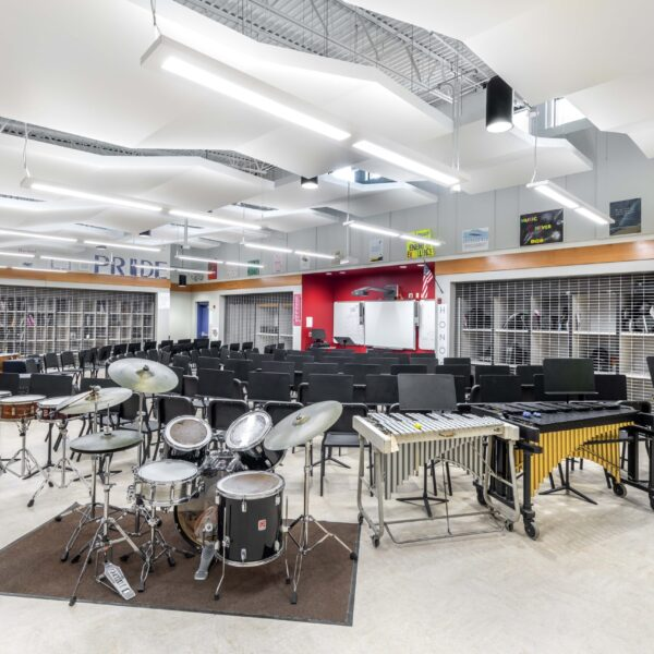 North Tonawanda Central Schools - Music Room