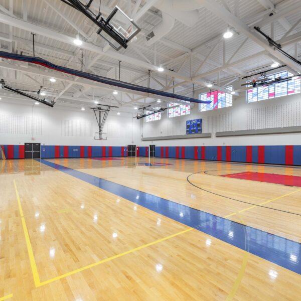 North Tonawanda Central Schools - Gymnasium