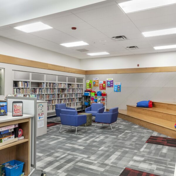North Tonawanda Central Schools - Library