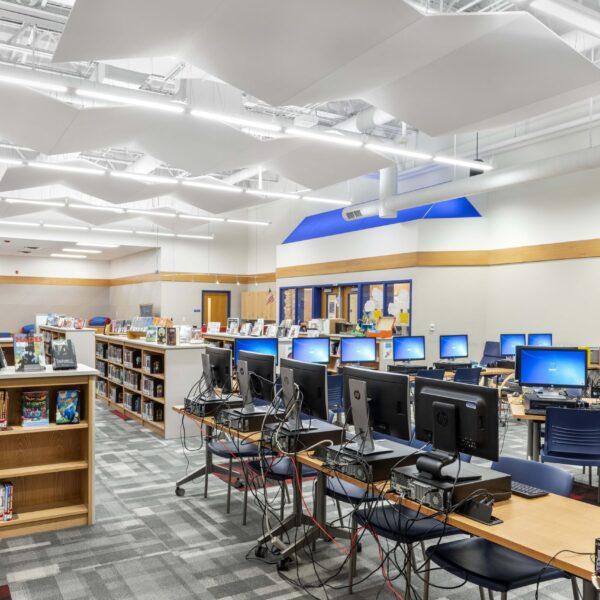 North Tonawanda Central Schools - Library Computers