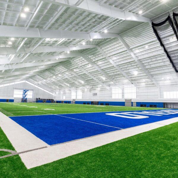 University at Buffalo - Murchie Fieldhouse - Interior