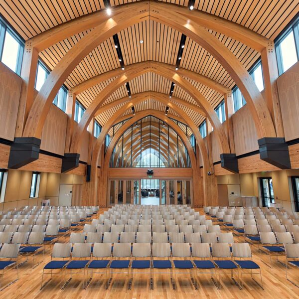 Duke - Karsh Alumni Center - Interior