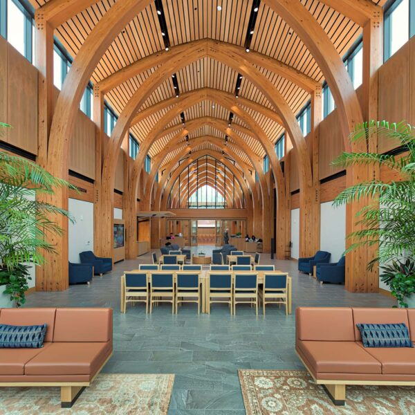 Duke - Karsh Alumni Center Interior