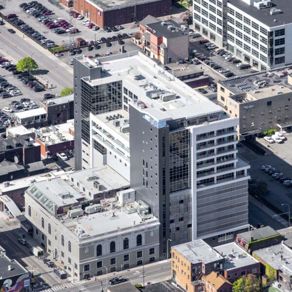 Ellicott Development - 500 Pearl Street