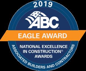 2019 National Eagle Award Winner Seal