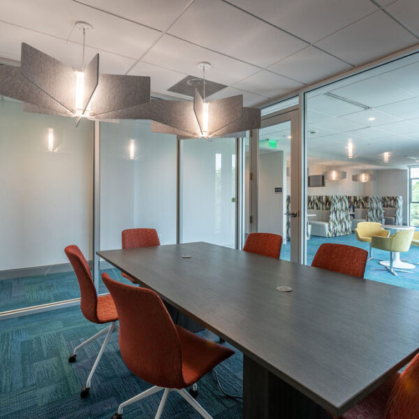 The Blue Light - Conference Room