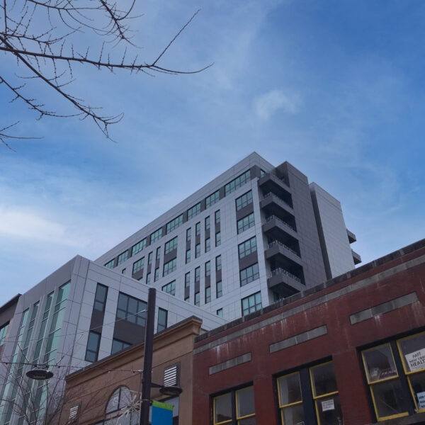 Harolds Square - Exterior