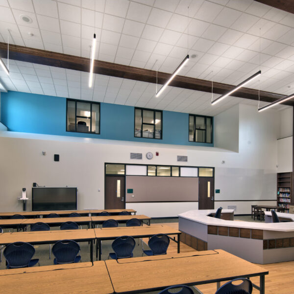 Rochester City School District - Library