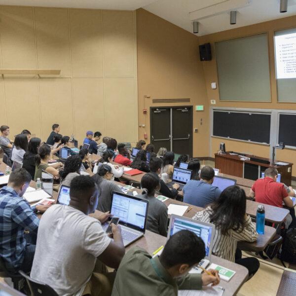 Binghamton University - School of Pharmacy - Lecture Hall