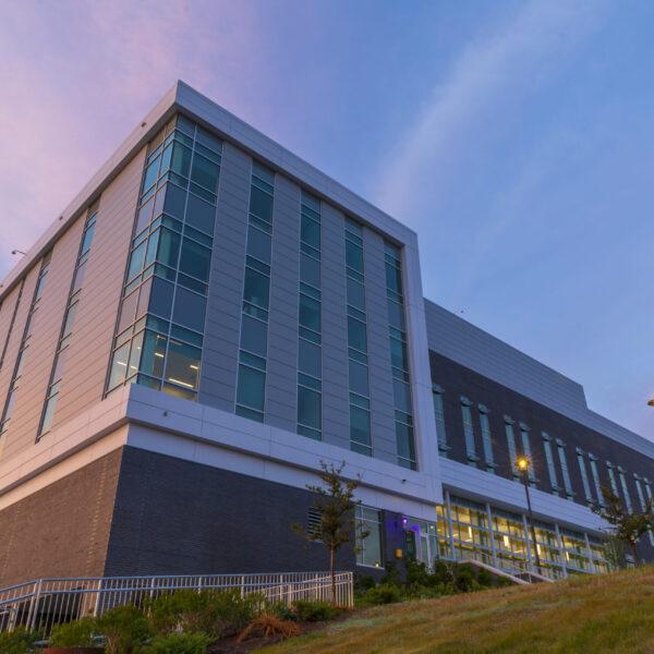 Binghamton University - School of Pharmacy - Exterior