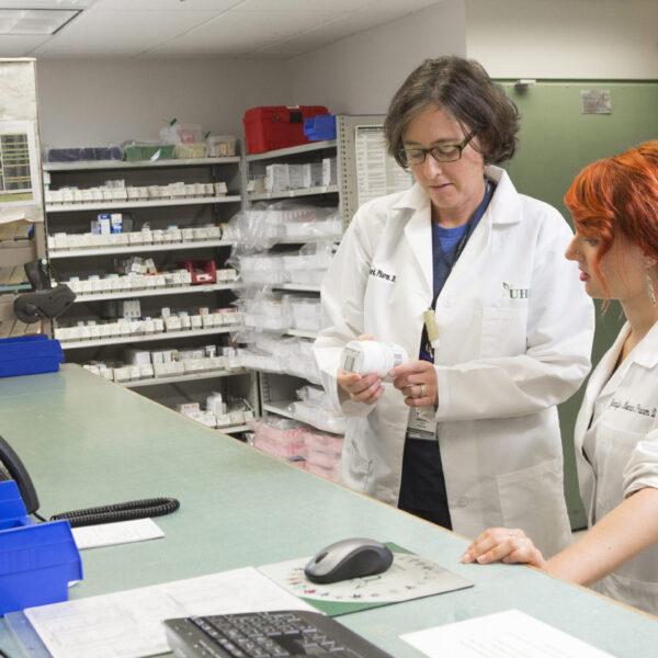 Binghamton University - School of Pharmacy - Pharmacy