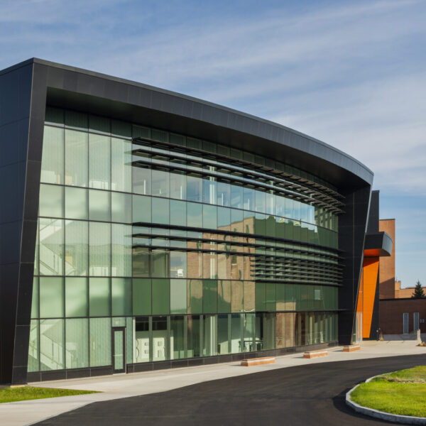 RIT - Global Cybersecurity Institute - Exterior