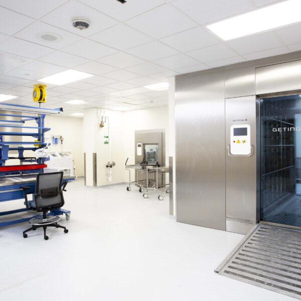 UR Medicine - St. James Hospital - Central Sterile