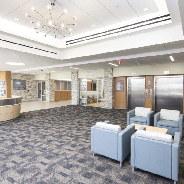UR Medicine - St. James Hospital - Lobby