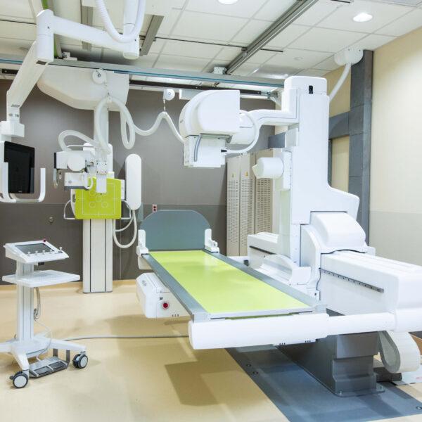 UR Medicine - St. James Hospital - Radiology X-Ray