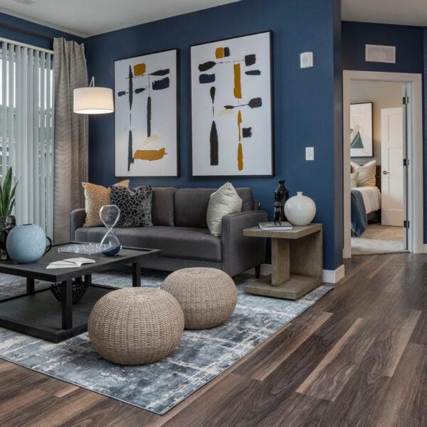 The VUE at Maynard Crossing - Living Room