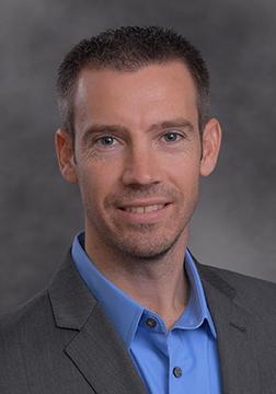 '40 under 40' honoree Chris Strebel
