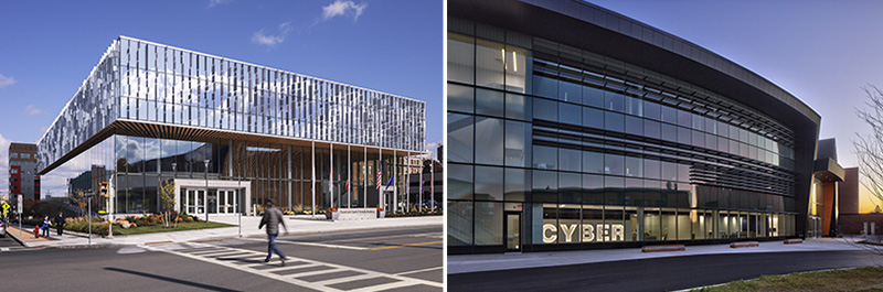 NVRC and RIT Cybersecurity Institute won AIA NY Excelsior Awards