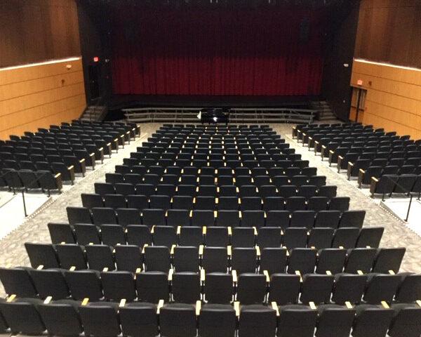 Jamesville-Dewitt High School Auditorium