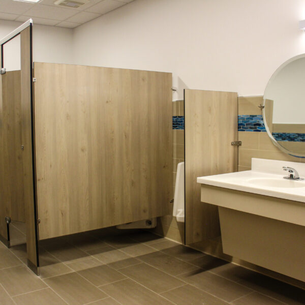 Rotork - Building Expansion - Bathroom