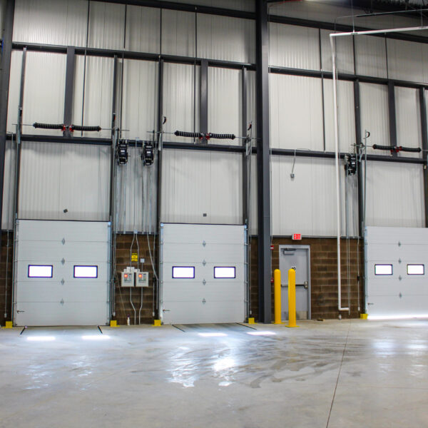 Rotork - Building Expansion - Manufacturing Space